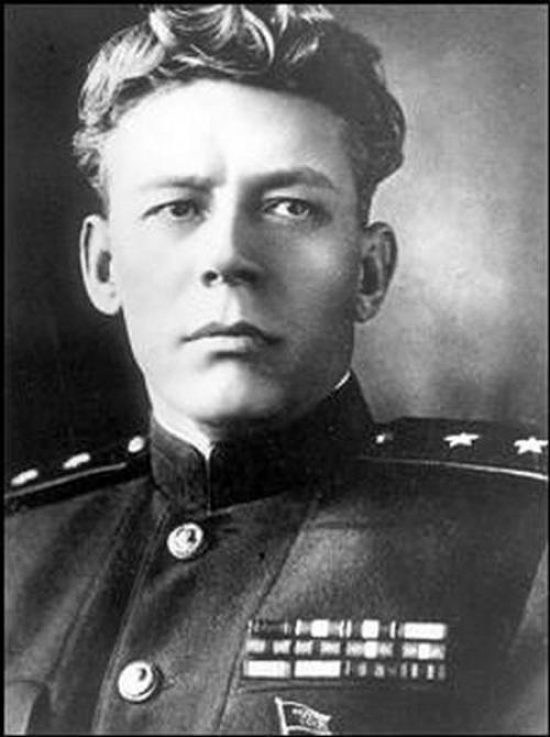 Sergej Ogolzow, stellvertretender Minister für Staatssicherheit der UdSSR in allgemeinen Angelegenheiten von 1946-1951