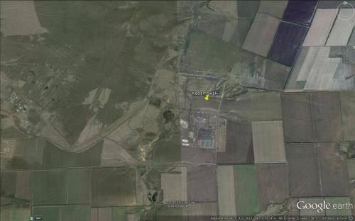 Militärbasis Kadamowskij
