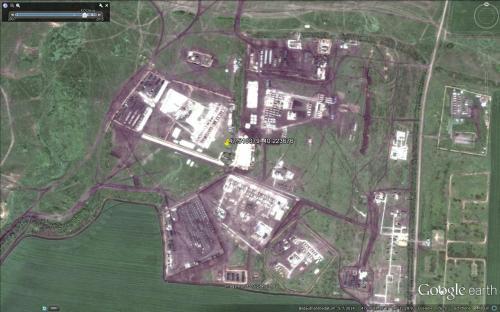 Militärbasis Kadamowskij August 2014