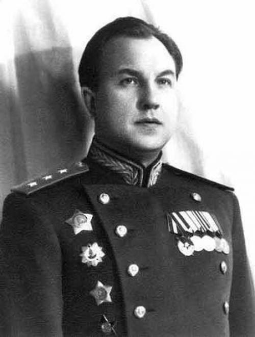 Wiktor Abakumow, Minister für Staatssicherheit der UdSSR von 1946-1951