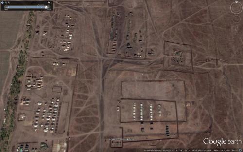Militärbasis Kusminka Golowinka 2