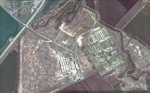 Militärbasis Bugutschar