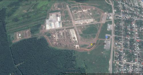 Militärbasis Waluiki