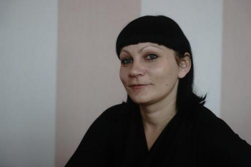 Irina Pribinskaja aus Staniza Luganskaja