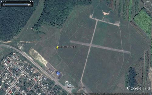 Militärbasis Waluiki 2013