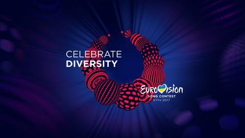 ESC 2017 - Eurovision Song Contest Kiew Logo