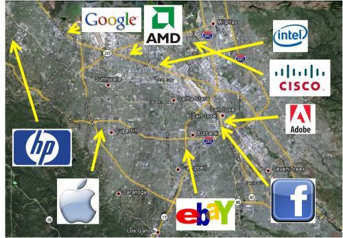 ukrainisches Silicon Valley, Wikicommons: https://upload.wikimedia.org/wikipedia/commons/2/23/Firmen_im_Silicon_Valley.jpg