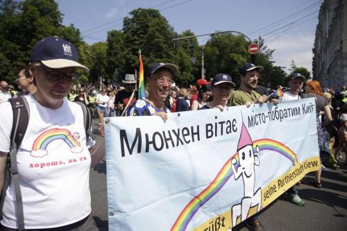 München Kiew Queer