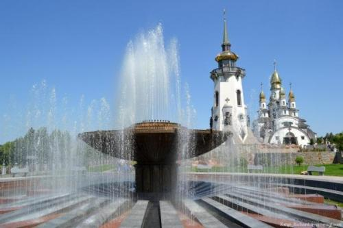 Majdanbrunnen. Foto aus zorge-richard.livejournal.com