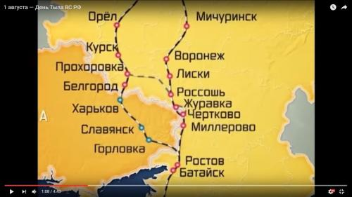 Eisenbahnverbindungen