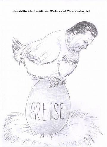Andrij Makarenko: Janukowytschs Bemühen um Stabilität und Wachstum