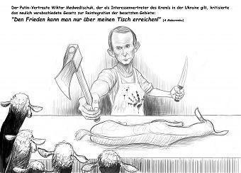 Andrij Makarenko: Medwedtschuk