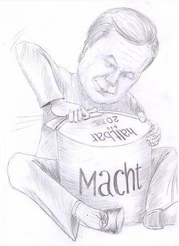 Andrij Makarenko: Konservierung der Macht