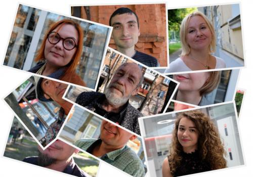 Collage Ukrainer Interview