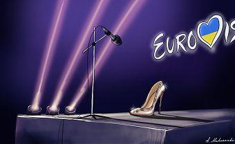 Andrij Makarenko: Eurovision