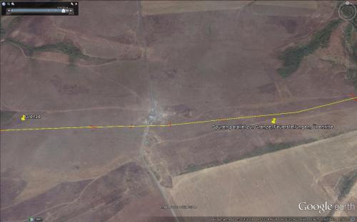 Sichtbare Grenzübertritte anhand der Abbildung vom 04.09.2014