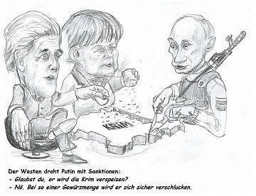 Sanktionen des Westens