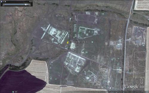 Militärbasis und Truppenübungsplatz Kadomowskij am 30.07.2014