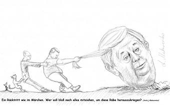 Andrij Makarenko: Die Rübe Schokins