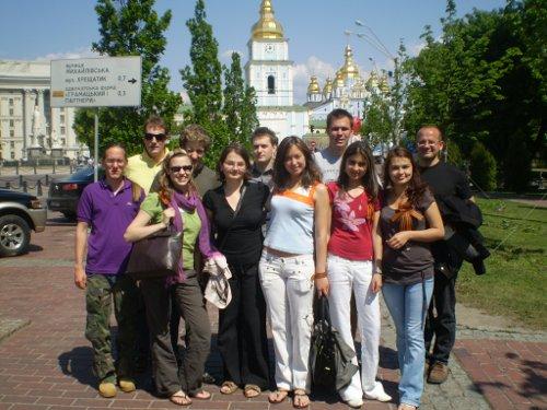 Gruppenbild Michaelskloster