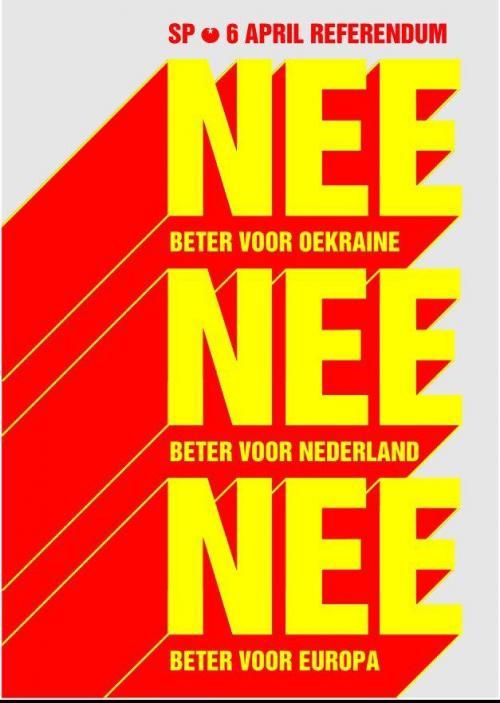 Niederländisches Referendum zur Ukraine-Assoziierung