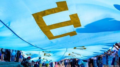 Flagge der Krimtataren