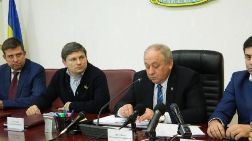 Artur Gerassimow und Alexander Kichtenko
