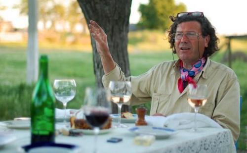 Christophe Lacarin Schabo bei Odessa