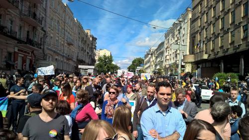 KyivPride-Marsch