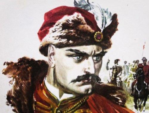 Der tatarische Hetman Petryk Iwanenko