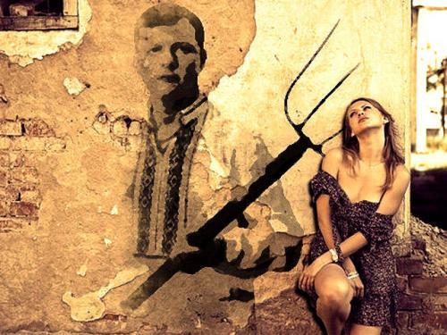 Die Abenteuer des braven Volksabgeordneten Oleh Ljaschko und seine Welten