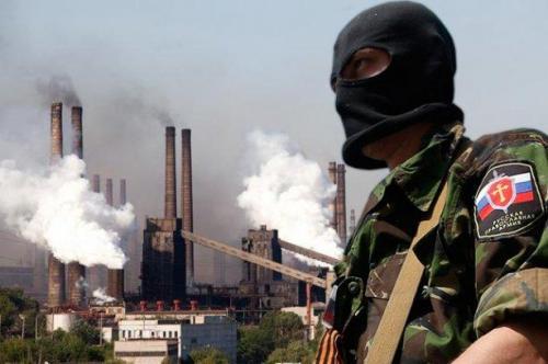 Die Industrie des Donbass: Kriegsschäden