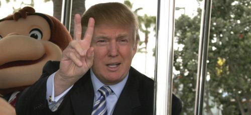 Donald Trump - PopularImages/Depositphotos