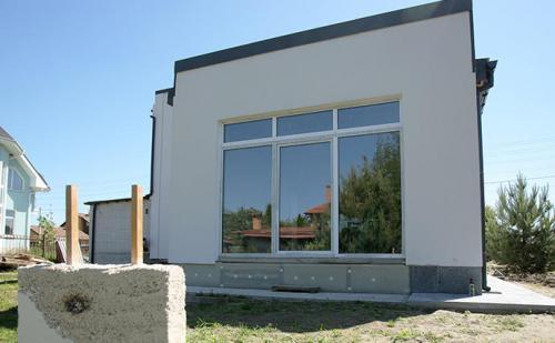 Energieeffizientes Haus Hempire UA Ukraine
