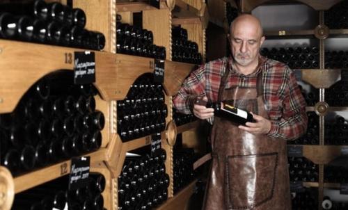 """Ex-Energieminister Iwan Platschkow von der Weles GmbH, bekannt für die Weinmarke """"Kolonist"""""""