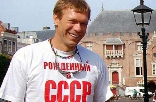"Ex-Parlamentsabgeordneter Oleg Zarjow ""In der UdSSR geboren"""