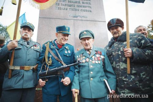 Fackelmarsch in Kiew 10