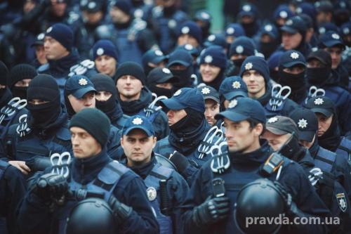 Fackelmarsch in Kiew 17