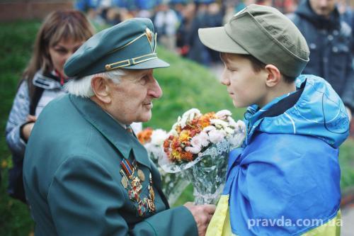 Fackelmarsch in Kiew 21