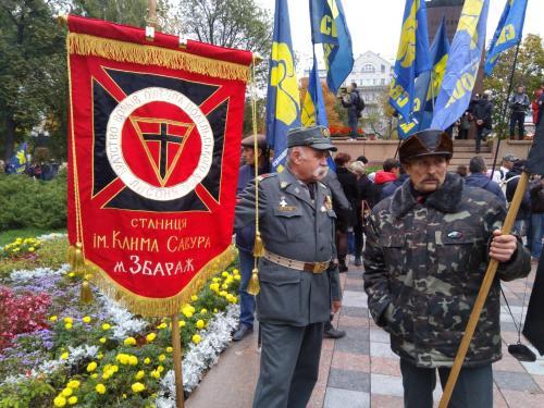 Fackelmarsch in Kiew 5