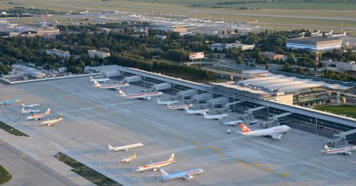 Flughafen Boryspil/Borispol