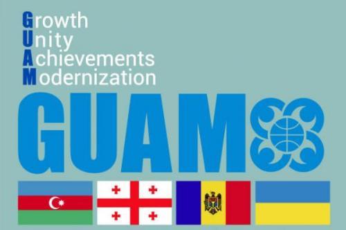 GUAM - Georgien, Ukraine, Aserbaidschan, Moldau (Moldawien)