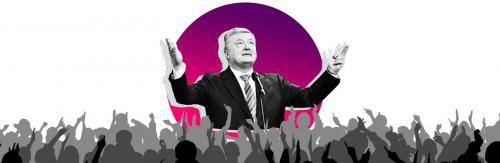 Goldenes Zeitalter Petro Poroschenko