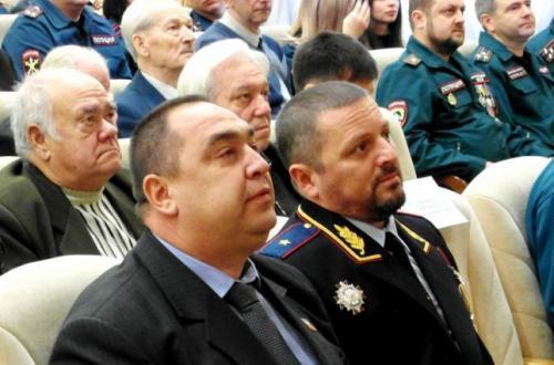 Igor Plotnizkij und Igor Kornet in besseren Zeiten