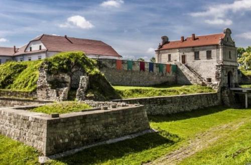 Investitionen Ukraine - Burg Sbarasch