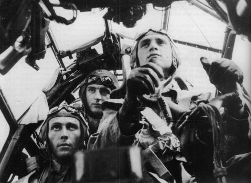 Ju-88 Piloten Original