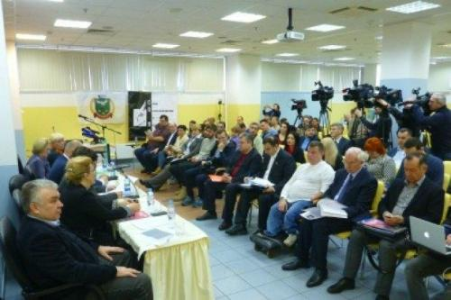Kongress der Politemigranten in Moskau