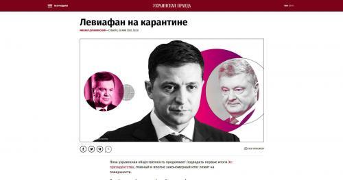 Leviathan - Selenski, Poroschenko, Janukowitsch