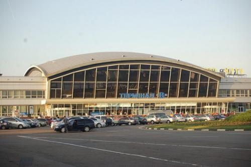 Lustration für die Katz - Flughafen Borispol