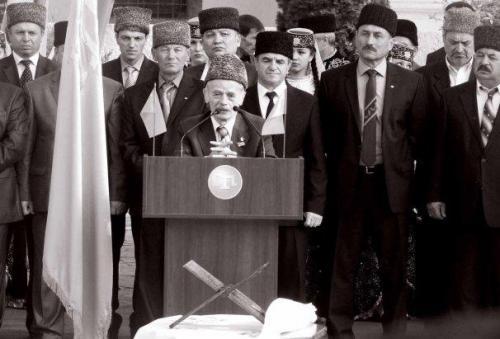 Mustafa Cemilev (Dschemilew)